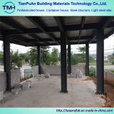 Prédio de escritórios pré-fabricado da construção de aço de dois assoalhos