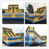 Moanaの主題のスライドの/Inflatableの有名で膨脹可能な海の跳躍のスライドか膨脹可能なスライド