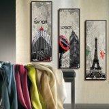 Оптовая продажа картины печатание фотоего искусствоа холстины Франции водоустойчивая