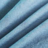 Consolador azul del algodón ambiental fijado para costero