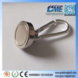 Crochet magnétique de crochet magnétique de Carabiner avec Carabiner