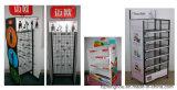 Оптовые продажи подгоняют стеллаж для выставки товаров металла для пользы индикации магазина супермаркета