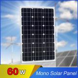 Фотоэлемент Mono солнечное Panel-60W Solarworld для сбывания