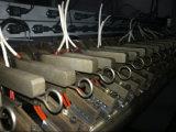 Élément de chauffe électrique industriel de chaufferette de cartouche pour des machines d'empaquetage