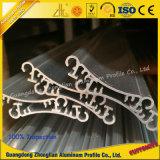 中国のアルミニウム製造者6063は企業のための産業アルミニウムプロフィールをカスタマイズした