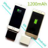 La seconda generazione un caricabatteria emergente mobile della Banca 1200mAh di potere di volta
