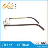 Monocolo di titanio Eyewear (9115-EW) del blocco per grafici di vetro ottici del Pieno-Blocco per grafici leggero variopinto
