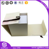 장식용 향수병을 포장하는 상한 수공지 상자