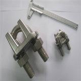 DIN741 JISのタイプステンレス鋼ワイヤーロープクリップ