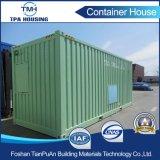 Дома контейнера для перевозок самомоднейшей конструкции полуфабрикат для гостиницы
