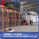 El papel hizo frente a la tarjeta de Gesso/al equipo de la cadena de producción del yeso/de la automatización industrial