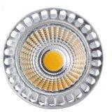 3.5W alumínio GU10 COB LED Spotlight