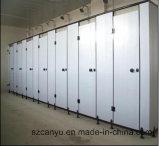 Cy HPL Tablero fenólico sólido Panel de ducha / WC