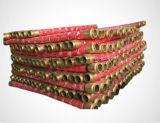 Slang de van uitstekende kwaliteit van de Concrete Pomp de Draden van het Staal van 4 Lagen