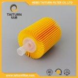Elemento del filtro de aceite para el motor auto para Toyota OE (04152-31030)