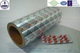 Papel de aluminio de Ptp para la medicina de empaquetado