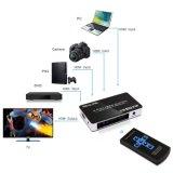 4k 4X1 HDMI Rangierlok mit Fernsteuerungs