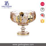 金ガラス・ボールの厚板ガラスボール