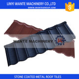 Wante Aluminum Zinc Steel Roof Tiles for Roof Construction