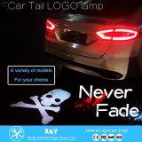 2015 cor vermelha anticolisão de luz de advertência de laser carro brilhante super o mais novo da alta qualidade da C.C. 12V do auto