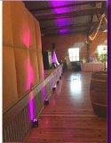 3PCS 10W RGBW/RGBA 4in1 batteriebetriebenes Keil LED NENNWERT Licht