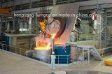 Fornalha de derretimento do revestimento de aço para o ferro, alumínio, zinco, bronze, ligação