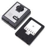 Wohnungs-Wechselsprechanlage-videotürklingel-videotür-Telefon-Sicherheitssystem