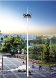 Самые лучшие цены запроектированного стадиона светлых Poles, освещения рангоута 15m высокого с 200W СИД