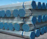 Carbonio Q235 S235jo Pre-Galvanizzato intorno al tubo d'acciaio per costruzione d'acciaio