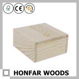 Деревянная коробка хранения для эфирных масел или ювелирных изделий