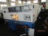 Kleine CNC-Drehkopf-Drehbank-Maschine