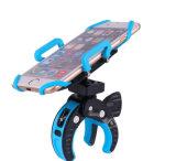 Beveilig de Fiets van Sporten de Mobiele Tribune van de Houder van de Staaf van het Handvat van de Houder van de Telefoon opzet