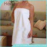 Usure de Bath de dames, 100% jupe de Bath de coton, jupe de Bath de dames