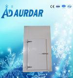 Porte coulissante légère de la chambre Ad-03 froide, densité 45kg/M3 avec le traitement