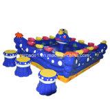 최대 대중적인 아이 오락 연못 게임 기계 장난꾸러기 성곽