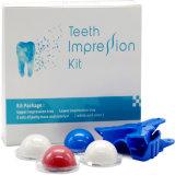 Zahnmedizinisches Material-Silikon-zusätzlicher niedriger Katalysator-Kitt-Eindruck