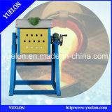Het smelten het Gebruik van de Oven en de Gebruikte Smeltende Ovens van de Inductie van de Voorwaarde