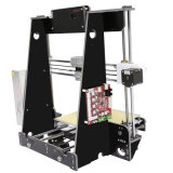 Il nuovo Prusa filamento dentale 2017 della stampante 3D di Anet parte il prezzo della stampatrice dal PLA di sostegno di plastica, l'ABS, il nylon, il PC, il Peek, supporto