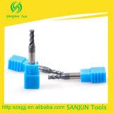 Типы торцовых фрез твердых механических инструментов CNC карбида плоские