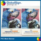 Bandera material de la flexión del acoplamiento del PVC de la impresión de Digitaces de las caras del doble (M1212D)