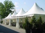 шатер Gazebo 5X5m для напольной партии семьи и партии собирать