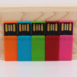Unidad flash USB del diseño simple de plástico (UL-P019)
