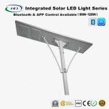 Bluetooth u. einteiliges SolarstraßenlaterneAPP-90-120W LED