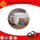 Taza del agua de la taza de la leche de la taza de café de la taza de la etiqueta de la alta calidad para la vida de cada día