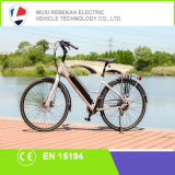 36V/10.4ahリチウム電池250WのAlの合金の電気自転車