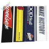 Couvre-tapis de barre de PVC de cuvette de glissade d'impression de couleur de Pms anti