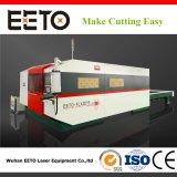 Faser-Laser-Ausschnitt-Maschine der Generation-1500W Raycus mit doppeltem Tisch