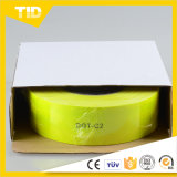 DOT C2 Fluorescent Yellow PC cinta reflectante para el coche