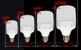 Ampola do diodo emissor de luz do bulbo industrial 40/60W B26 E27/E40 de RoHS do Ce
