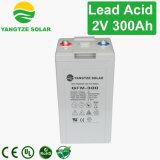 3years батарея 2V 300ah гарантированности VRLA